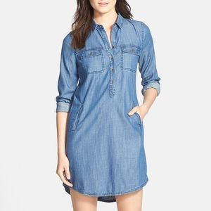 REDUCED❗️Denim Shirt Dress
