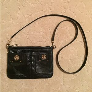 8bd3e6228c39 Marc By Marc Jacobs Percy Turnlock Cross Body Bag