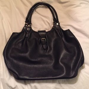 Black Brooks Brother purse