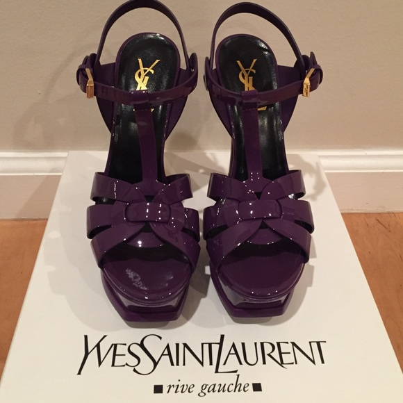 fcbef1da4cf M 5689ea525a49d0fac000f0d5. Other Shoes you may like. Yves Saint Laurent  heels
