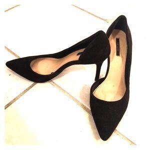 Black heels! 😄👠