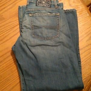 MEN'S SIZE 32 LUCKY BRAND JEANS