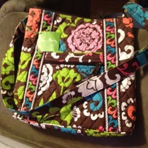 Vera Bradley hipster New with Tag