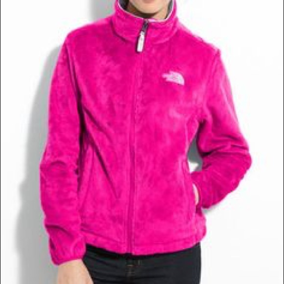 30% off The North Face Jackets & Blazers - Hot Pink North Face ...