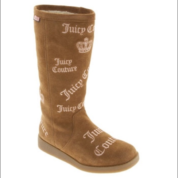 Juicy Couture Kids Boots