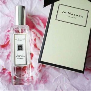 🚫SOLD!🚫Jo Malone Peony & Blush Suede Cologne NEW