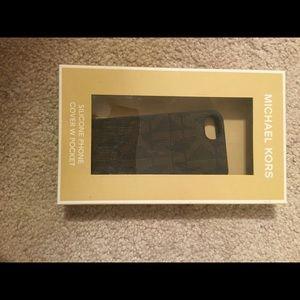 iPhone 5, 5s Michael Kors phone case