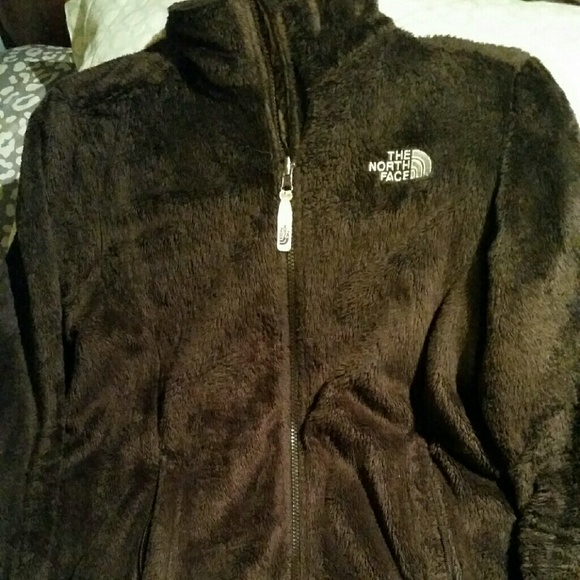 eb448d15a Brown Osito North face Fleece Jacket