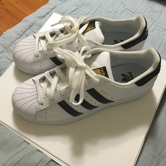 144b41afebda Adidas Shoes - Adidas Superstar Sneakers  Fits Womens 7 1 2 or 8