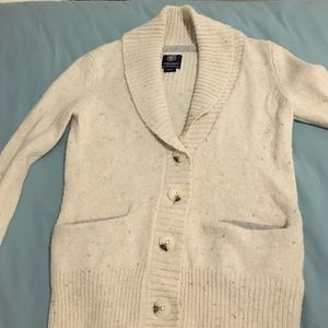 American Eagle Button Sweater