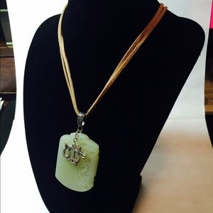 Other - Jade Necklace for Men URM 104