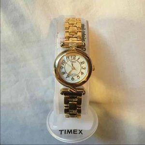 Vintage Gold Timex Watch