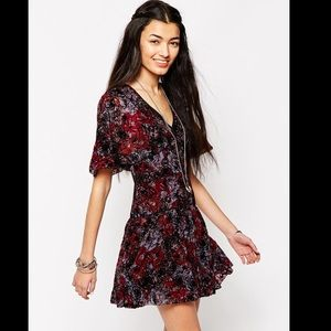 Free People Dresses & Skirts - 🍉BOGO TODAY!🍉Free People velvet tunic dress