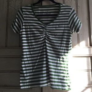 Austin Clothing Co. Tops - Austin Clothing Co Striped Tee