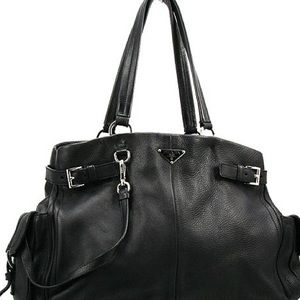 Prada Bags | Shoulder Bags - on Poshmark - prada shoulder bag black