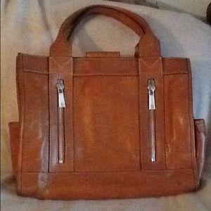 MK vintage leather purse