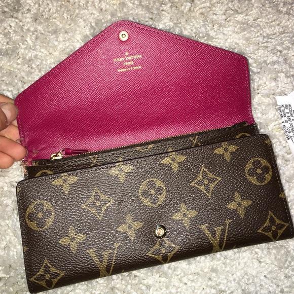 d0872bebf5 Louis Vuitton Handbags - DO NOT BUY Louis Vuitton Josephine wallet