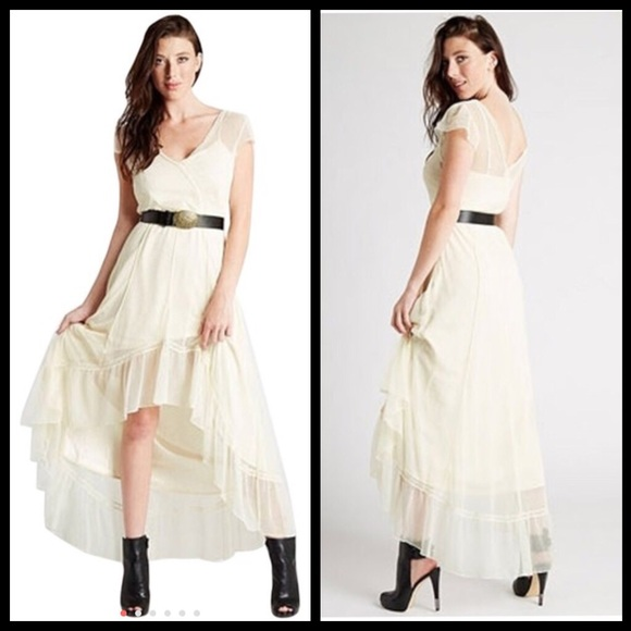 50 off guess dresses skirts beach wedding hp hi for Guess dresses for wedding