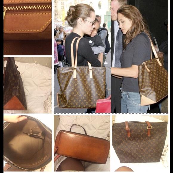 8b8daa78e749 Louis Vuitton Handbags - Louis Vuitton Cabas Mezzo tote handbag💕