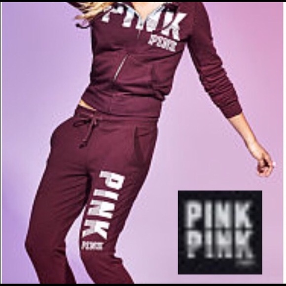 29% off PINK Victoria's Secret Sweaters - VS pink outfit BLACK ...