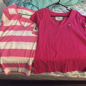 Tops - Abercrombie & Fitch bundle!