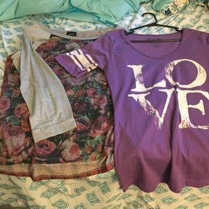 Tops - Shirt bundle