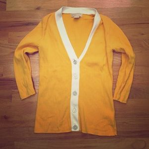 Michael Kors - Yellow Sweater - M