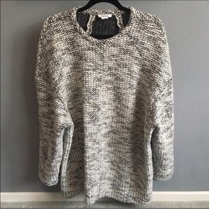 Helmut Lang Oversized Knit Sweater