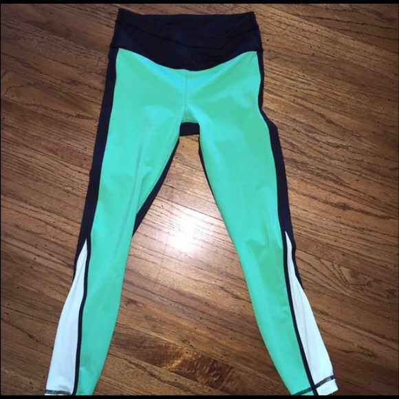 e26509775a7bae lululemon athletica Pants | Lululemon Colorblock Leggings | Poshmark