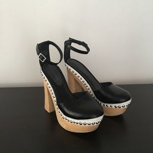 Rare Limited Edition Jeffrey Campbell Platforms
