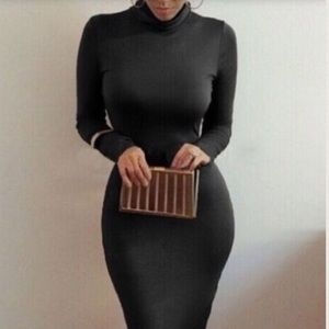 FLASH SALE Sexy Yet Elegant Midi Dress