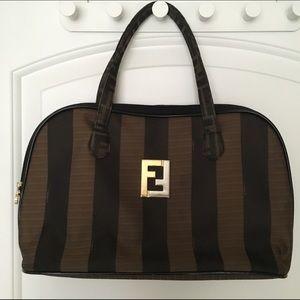 Handbags - Vintage style satchel tote