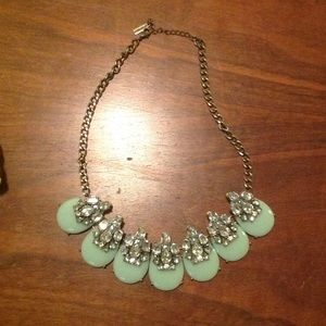 Baublebar x Anthropologie necklace