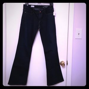 Gap 1969 sexy boot jeans
