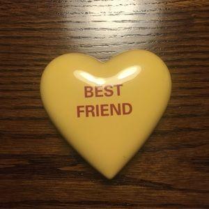 Jewelry - Best Friend Jewelry Holder