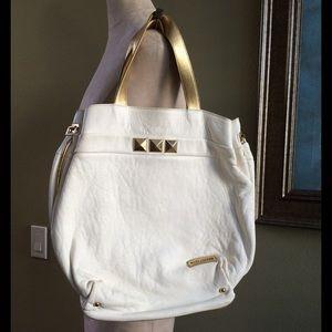 White Marc Jacobs handbag