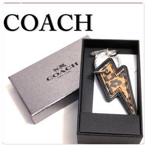NWT Coach keyfob