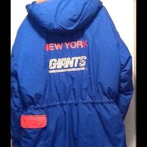 outlet store 7d37c 98c34 Giants NFL stadium coat