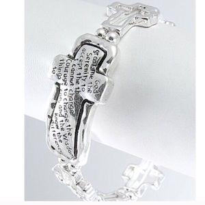 ✨ Beautiful Serenity Prayer Bracelet ✨