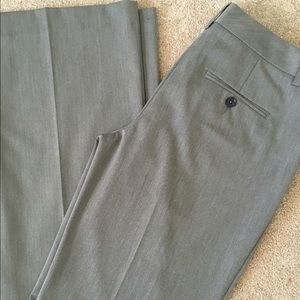 Pants - Brand new light grey express editor pants