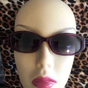 3afc2b8ec7 Coach Accessories - COACH Authentic HOPE HC 8012 Purple Sunglasses