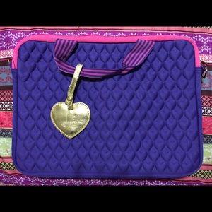 Accessories - Justin Bieber Laptop case