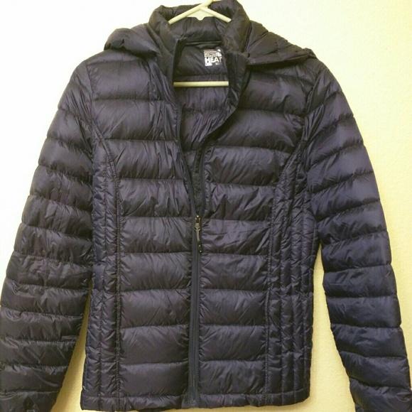 98b7441928e 32 Degrees Hooded Packable Down women Jacket