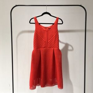 Murina Dress - Red