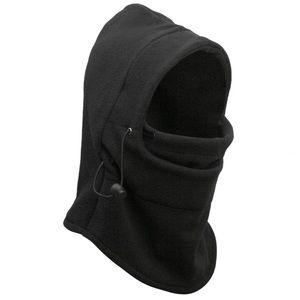 Face Mask Fleece Balaclava Hood Winter Hat Ski