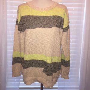 Cute Mango Sweater Size Medium