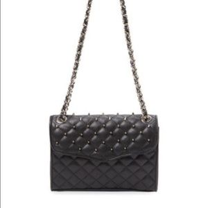  Rebecca Minkoff Studded Quilted Bag