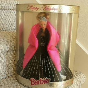 Other - Happy holidays 1998 Barbie Special Edition