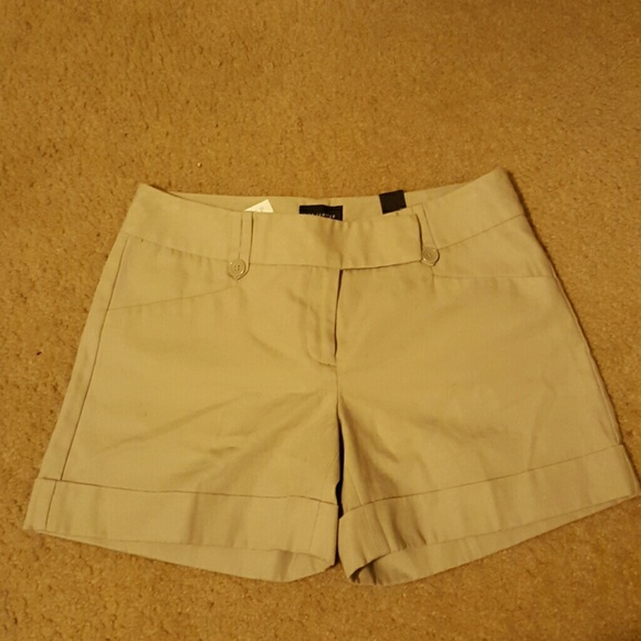 Nice Khaki Shorts
