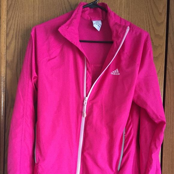 Pink Lightweight Jacket r9wC2g